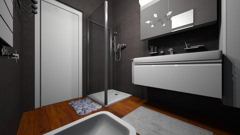 bagno principale 1 - Bathroom - by YleCala