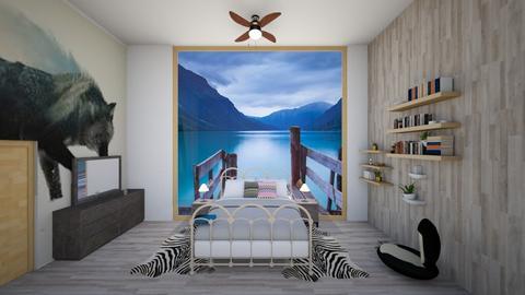 Citizen OAK - Modern - Bedroom  - by deleted_1609868595_bleeding star
