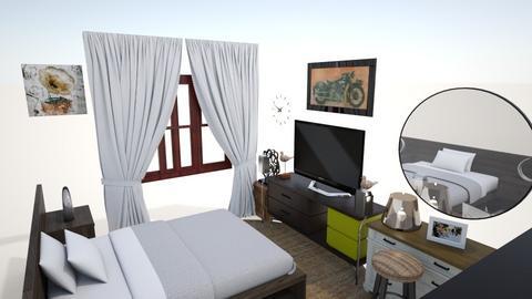 BEDROOM 01 - Bedroom  - by mavenjohn