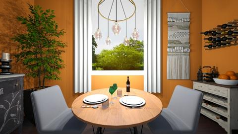 Dining2 - Dining room  - by VeroDale