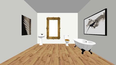 bath room - Classic - Bathroom  - by Sophia2011