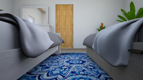EL CORRAL - Vintage - Bedroom  - by MAFE123