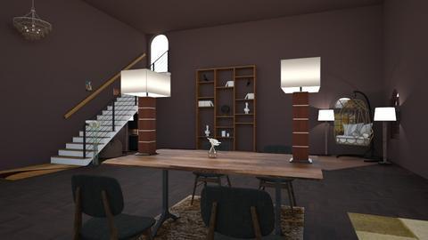 Living Room 3 - Modern - Living room  - by sherrylizhu