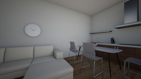 tiny apartment - Living room  - by m_a_s_h_p_0_t_a_t_o_