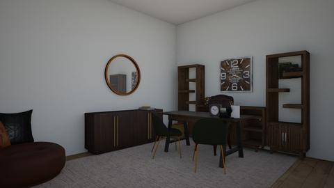 Home Office 1 - Office  - by stjdesigner