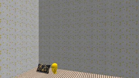 detalle mueble - Living room  - by clasesytutorias