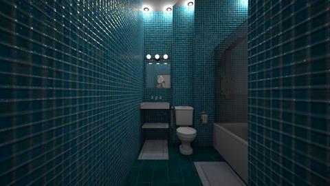 Chicago Apt Bathroom - Bathroom  - by SammyJPili