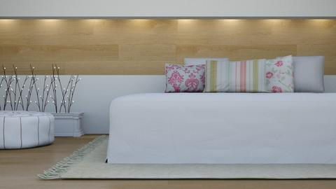 Welcome Spring - Modern - Bedroom  - by millerfam