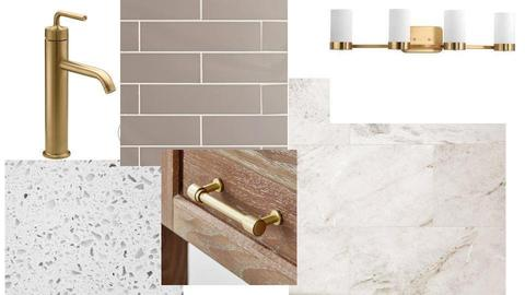 Hughston Guest Bathroom2 - by lesliemcollier