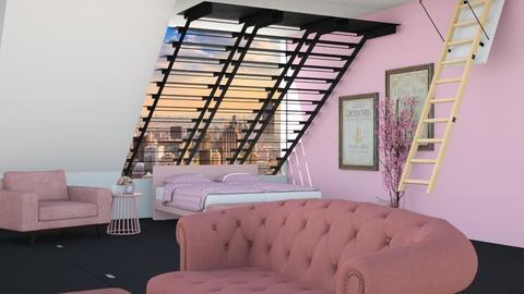 V E L V E T  - Glamour - Bedroom  - by udontknowmeok