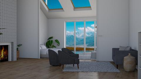 window room - Bedroom  - by MillieBB_fan