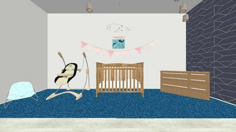 nursery - Kids room  - by prettycat2022