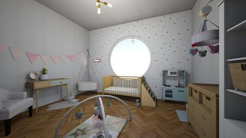 boho baby - Modern - Kids room - by 17Marie12