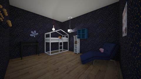 space room - Kids room  - by aisd