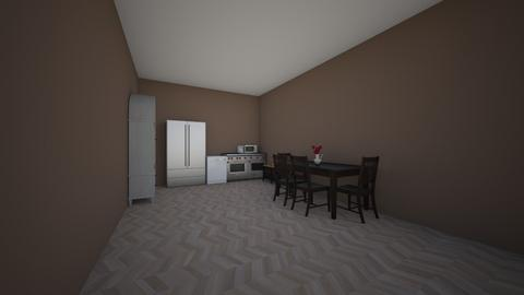 cocina - Modern - Dining room  - by Kamila  Mendoza