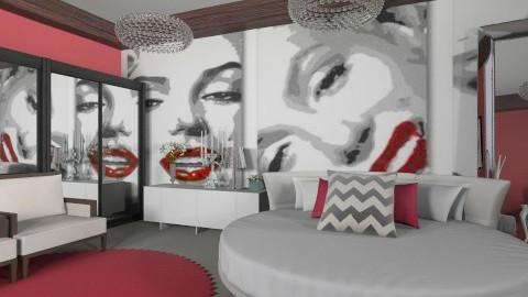 Missmonroe - Modern - Bedroom - by decorj