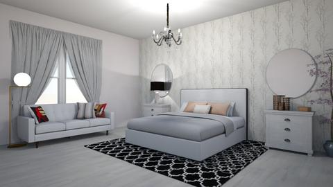 bedroom  - Bedroom - by avaflutie