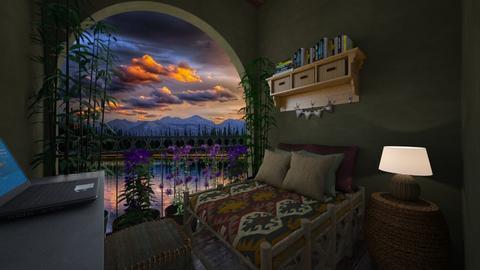 home - Garden - by daydreamer84