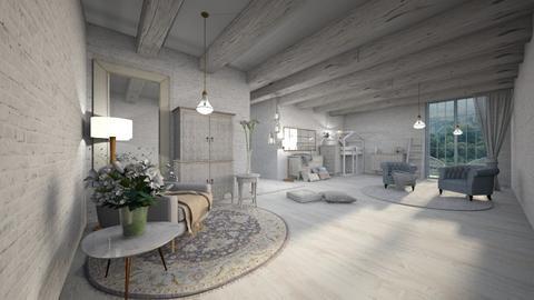 Chic - Classic - Bedroom  - by evabarrett