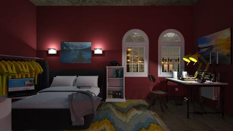 Agro Bedroom - Bedroom  - by MPIB