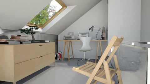 Putney office - Modern - Office  - by Tuija