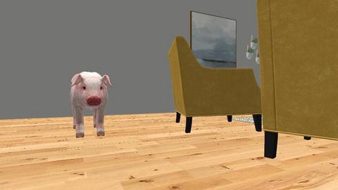 Hayden 1 - Living room - by macmeredith123