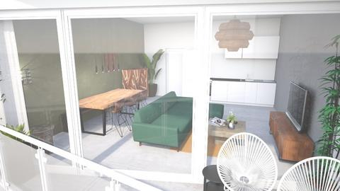 Tolhuiskade living 2 - Living room  - by Patrickvh3