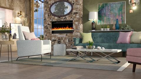 M_Eli - Living room  - by milyca8