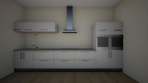 Kitchen - Kitchen  - by ArticWolf5982