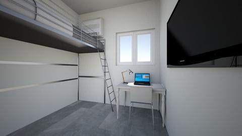 Bedroom ko - Modern - by xujin