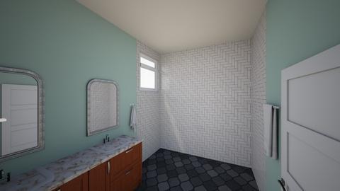master bath - Bathroom  - by chloebahr
