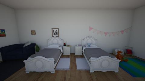 kids room  - Kids room  - by schaefno