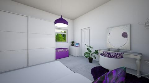 bed room 4p1 - Bedroom  - by lokmane