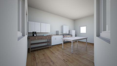 Kitchen - Kitchen - by RosieDraws