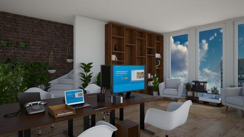 Living Wall - Modern - Office - by kristianvalchev
