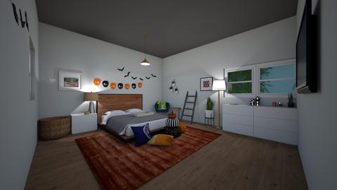 Teen bedroom - Bedroom  - by Olivia114