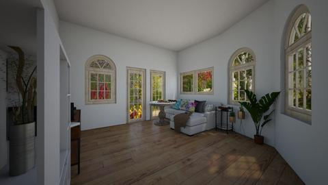 living room - Glamour - Living room - by wolfiewolf123