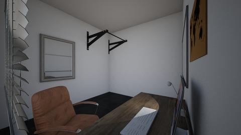 modern office - Office - by 0545806744
