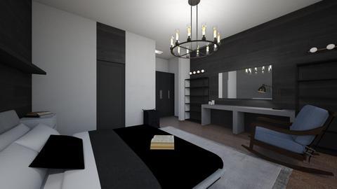 Dream Modern Bedroom - Modern - by P00lchickendude7