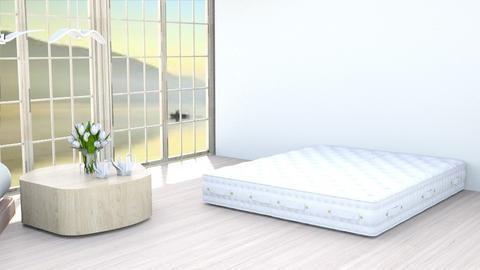 Feng shui - Modern - Bedroom  - by matildabeast