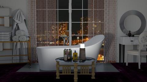 Luxury Tub - by Jasmineconnie