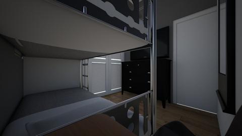 Muchachos - Minimal - Bedroom - by nvarelar