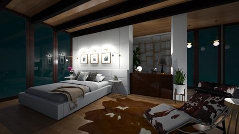 midcentury bedroom - Bedroom  - by willhenning
