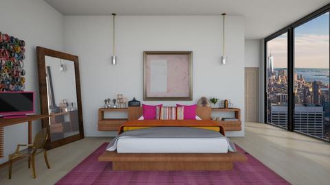 U penthouse - Bedroom - by flacazarataca_1