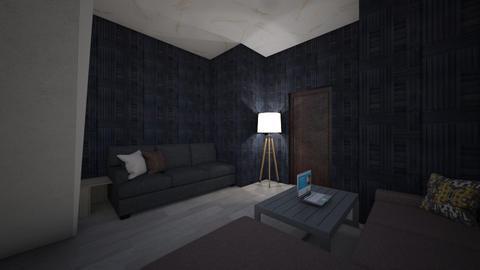 wahab - Living room  - by wahabkouriba07