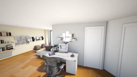 estudio final 2 - Office - by linamarias