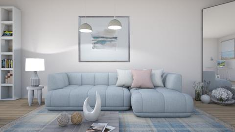 Blurry_2 - Living room  - by milyca8