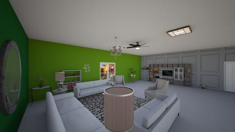 living room - Living room  - by siddhi0103