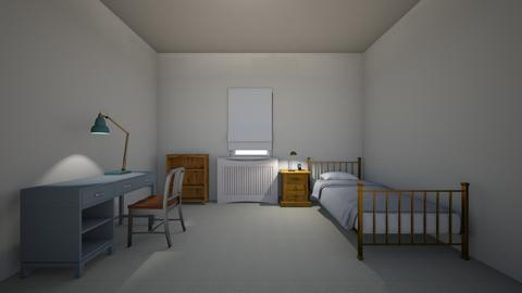 Childhood Bedroom 01 - Kids room  - by WestVirginiaRebel