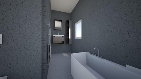 Badkamer - Bathroom - by TommyBolle